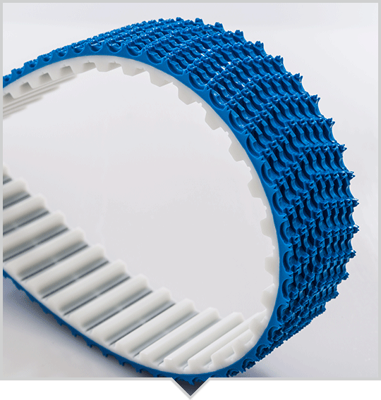 KLUMP PVC Supergrip Profil blau